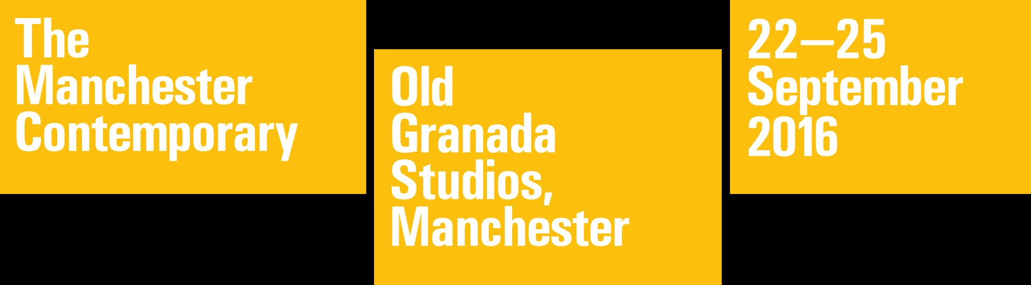 The Manchester Contemporary 2016
